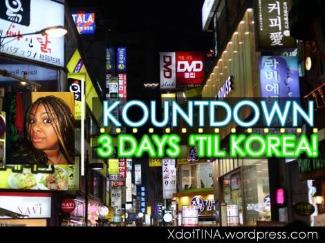 Kountdown 3 Days