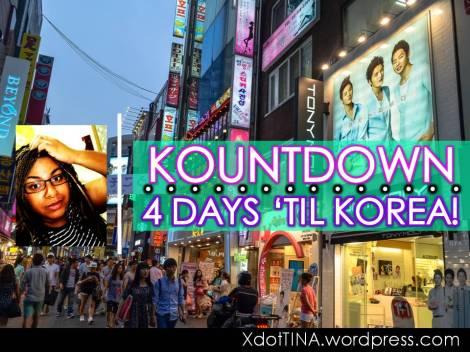 Kountdown 4 Days