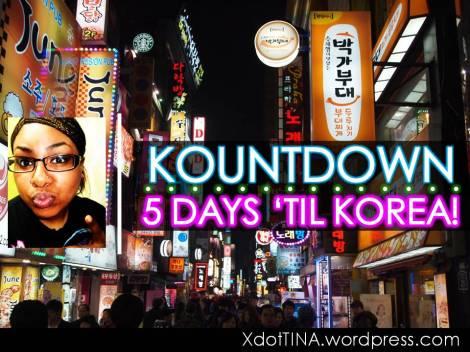 Kountdown 5 Days